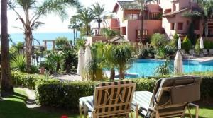 Luxury apartment in CABO BERMEJO