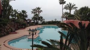 Luxury apartment in MENARA BEACH