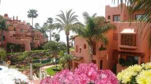 Luxury apartments in Cabo Berjemo