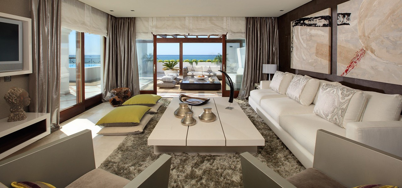 PENTHOUSE IN DONCELLA BEACH